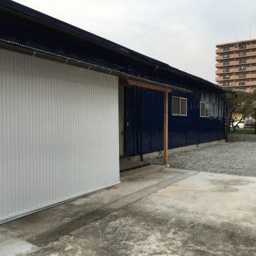 福山/神辺町 フジグラン神辺近くの貸倉庫 (8.5万円/月)