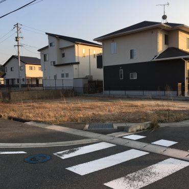 三原/沼田西町 セブンイレブン近くの角地!売地(New)